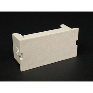 Wiremold CM2-BL-WH 2A BLANK MODULE WHITE