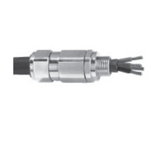 """Appleton 50T32005 Cable Gland, T3 Series, 2"""", Explosionproof, Nickel Plated Brass"""