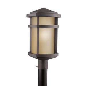 Kichler 9967AZ KICH 9967AZ Outdoor Post Mt 1Lt