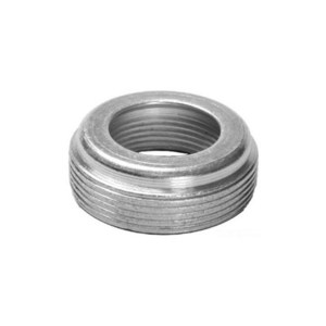 "Dottie R367 Reducing Bushing, 2-1/2 x 2"", Malleable Iron/Zinc Plated"
