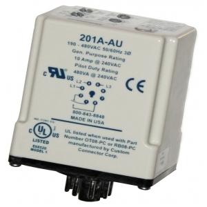 Symcom 201A-AU 3-Phase Monitor 190-480V