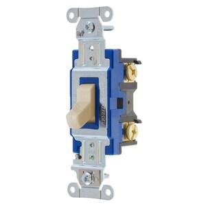 Hubbell-Wiring Kellems 1203AL SWITCH, HUBPRO, 3-WAY,