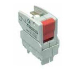 Mersen MCR3E1-5N Fuse, Square Body, Micro-Switch, Remote Signaling, 2200V AC/DC