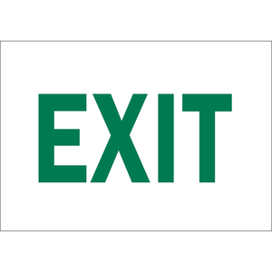 22492 DIRECTIONAL & EXIT SIGN