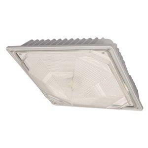 Cree Lighting C-CP-A-SQ-79L-40K-WH LED Canopy, 120-277V, 7900L, 4000K, White