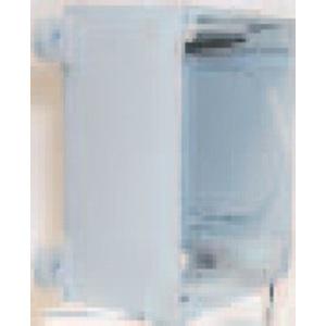 "Meltric MB62 Junction Box, Metal, 2"" Thread, 50 Amp, DN7c Series"