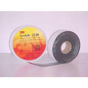 """3M 2220-3/4X15FT Stress Control Tape 3/4"""" X 15'"""