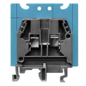 Entrelec 011870703 Terminal Block, Snap-On, Separator/End Section, 3mm, Type: SCF6