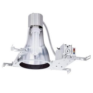 Lithonia Lighting 6VF26-42TRTMVOLT CFL Vertical Downlight, 6""