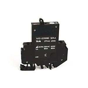 Allen-Bradley 1492-GS1G080 Breaker, Miniature, 8A, 1P, 277VAC, 65VDC