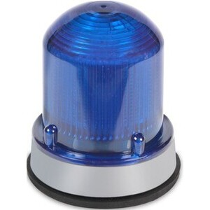 Edwards 125XBRMG120AB Multi-Mode LED Beacon, 120V AC, 0.108A, NEMA 4X