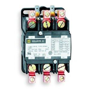 8910DPA43V02U1 CONTACTOR 600VAC 40AMP DP