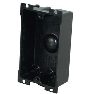 Allied Moulded P-108E Single Gang Electrical Box