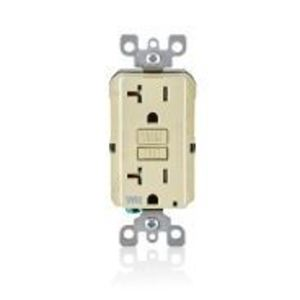 Leviton GFWT2-FI Self-Test GFCI Receptacle