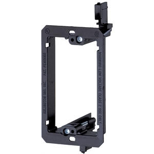 LV-1 LOW VOLTAGE MOUNTING BRACKET SGL