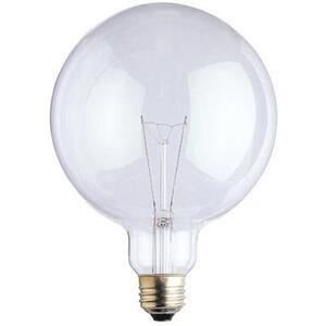Westinghouse Lighting 0310200 Incandescent Lamp, 60W, 120V, G40, Medium Base