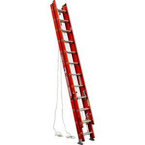 Werner Ladder D6232-3 32' D-Rung Extension Ladder, 300 lbs