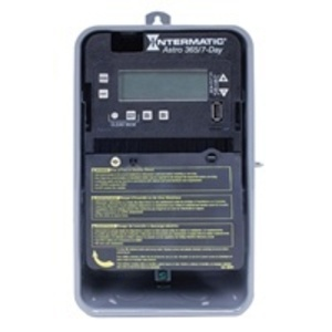 Intermatic ET2825CR Electronic Control, 365/7-Day Astronomic