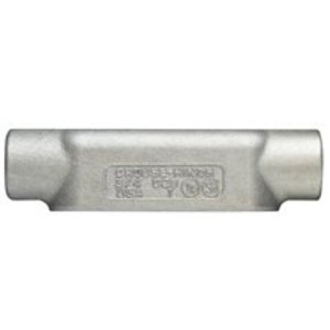 Cooper Crouse-Hinds 980F 3 1/2 AND 4 CST IRON FORM 8 CVR