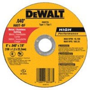 DEWALT DW8062 Grinding Wheel