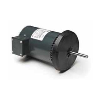 Marathon Motors 5KCP37SNB571S Motor, 1/2HP, 1800RPM, 48Y Frame, End Shield, 240VAC, 1PH