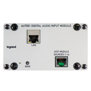 ON-Q AU7001 Digital Audio Input Module