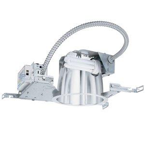 Lithonia Lighting 6HF2/18DTTMVOLT 6IN CFL HORIZONTIAL, 2-LAMP DTT