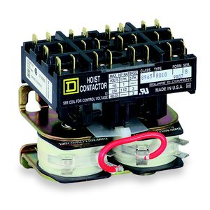 Square D 8965RO10V02 HOIST CONTACTOR 600VAC R +OPTIONS