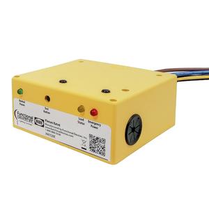 Functional Devices ESRN Lighting Relay, 20A, SPST, 120-277V Input, 0-10 Vdc Dimmer