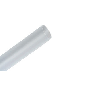 FP301H-3/4X48CL HEAT SHRINK TUBING CLEAR