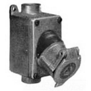 Appleton CPE12375 Cps Receptacle With Efd Box