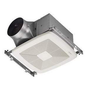 Broan ZB110 Ultra Multi-Speed Energy Star Fan, 30/110 CFM