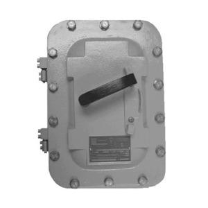 Appleton AEAB3036FDS Disconnect Switch, Fused, 30A, 600VAC, 125/250VDC, 3P, NEMA 7/9