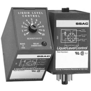 SSAC LLC54AA 120V, Controllers Liquid Level Control