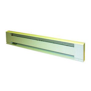 "TPI H392096 Baseboard Heater, Hydronic, 96"", 2000W, 240V"