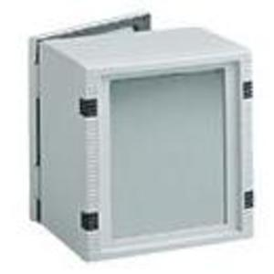 nVent Hoffman LBF2525 Fixed HMI Bezel, 250 x 250 x 17mm, Includes Gasket & Mounting Hardware