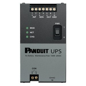 Panduit UPS00100DC Maintenance-free, No battery, 100 Watts,