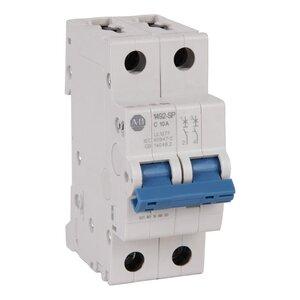Allen-Bradley 1492-SPM2D250 Circuit Breaker, Miniature, 25A, 2P, Supplementary, Trip D