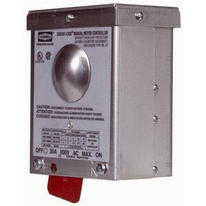 Hubbell-Wiring Kellems HBL13R90 SWITCH ENCLOSURE, 30A, IN MET NEMA 3R