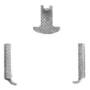 ABB MMH0 Contactor, Miniature, Reversing, Mechanical Interlock, Lever, 2 Key