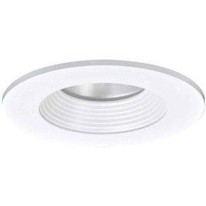 "Halo TL403WBS 4"" LED Trim, White/White"