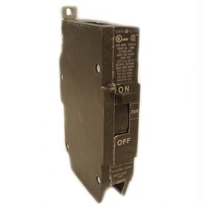 ABB TEY120 Breaker, Bolt On, 20A, 277VAC, 1P, Molded Case, 14kAIC
