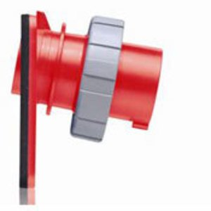 Leviton 330B7W 30 Amp, 480 Volt, 2P, 3W, Pin & Sleeve Inlet