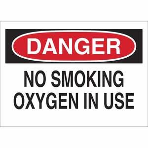25086 NO SMOKING SIGN