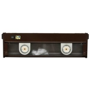 "CSL NCA-LED-16-BZ LED Undercabinet Light, 16"", Bronze"