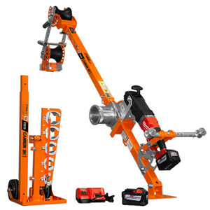 IToolco CM3K Cordless 3000 lb Puller, Complete Kit