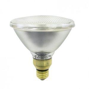 Candela 175PAR38/HEAT/TF-120V Infrared Heat Lamp, 175 Watt, 120 Volt, PAR38, Medium Base