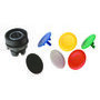 ZB5AA9 SET 6 COLORS CAP