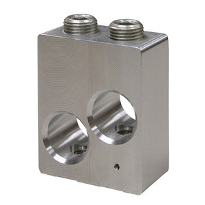 Square D AL800P6K Breaker, Mechanical Lug Kit, 3P, 800A, 2 x 3/0AWG - 600MCM, CU/AL