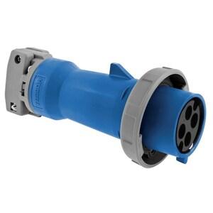 Hubbell-Wiring Kellems HBL4100P9WR PS, IEC, PLUG, 3P4W, 100A 3P 250V, REV